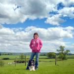 Sue Corfield runs dog activity holidays in the beautiful Shropshire countryside.